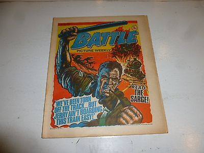 BATTLE PICTURE WEEKLY Comic - Date 15/10/1977 - UK Paper Comic