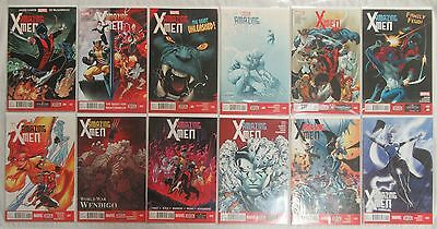 Amazing X-Men #1 2 3 4 5 6 7 8 9 10 11 + Annual Run Lot Return of Nightcrawler