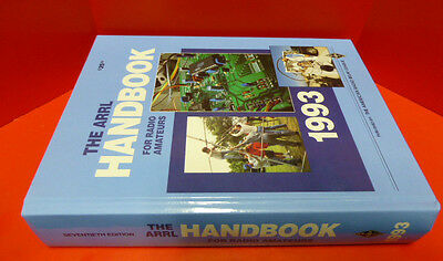 The ARRL Handbook for Radio Amateurs 1993, Hard Cover, New