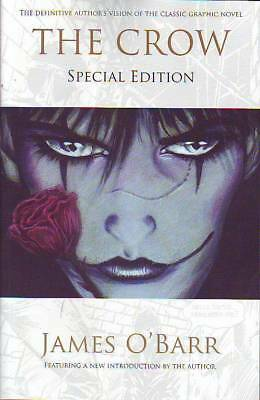 The Crow Special Edition trade paperback  James O'Barr Definitive