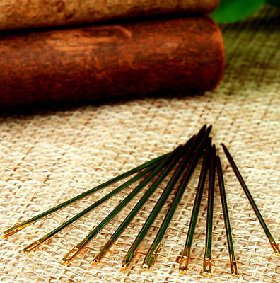40PCS Craft Tools Canvas Needles Stitching Repair Leather Sewing 2016 Handmade