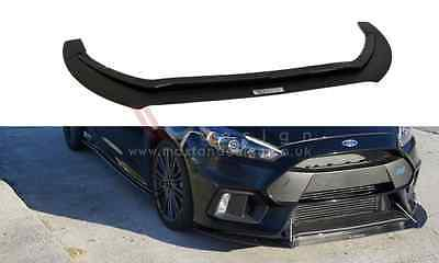 Front Racing Splitter Ford Focus Mk3 Rs (2015-2019)