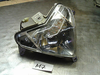2002 Gilera Ice 125 Headlight Headlamp Head Light Lamp *free Uk Post*m7
