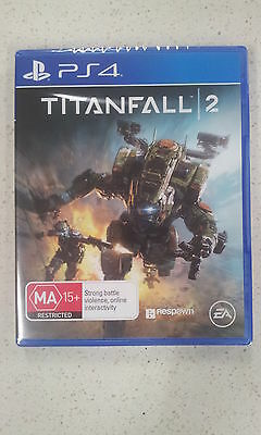 Titanfall 2 Sony PS4 Game Brand New