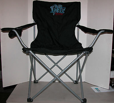 Base Jumper Embroidered Chair
