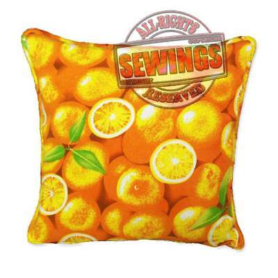 ffa-112 top quality canvas zippered throw cushion pillow covers case w cord