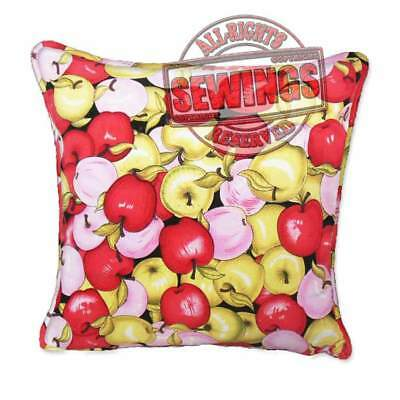 ffa-110 top quality canvas zippered throw cushion pillow covers case w cord