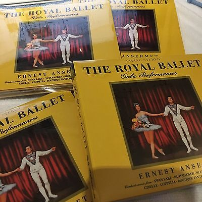 The Royal Ballet Gala Performances Ernest Asermet 2Cd, 24 Bit