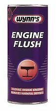 WYNNS ENGINE FLUSH FOR PETROL & DIESEL ENGINES CLEANS % REMOVES DEPOSITS 425ml