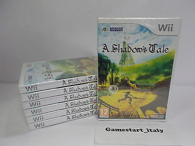 A Shadow's Tale - Nintendo Wii - New Pal Version