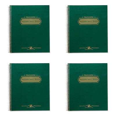 Roaring Spring Record and Roll Book Asst Colors 4 Packs