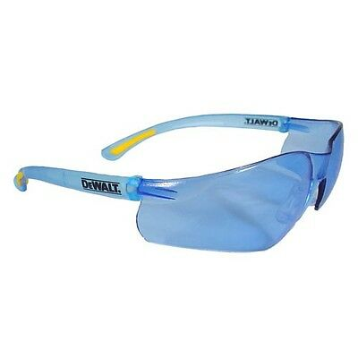 DeWalt Safety Glasses Contractor PRO Blue Lenses
