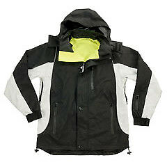 ANSI Class 3 Reflective Reversible Work Jacket by Ergodyne - S