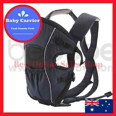 Baby Carrier, Infant Newborn black silver grey ergonomic sling wrap