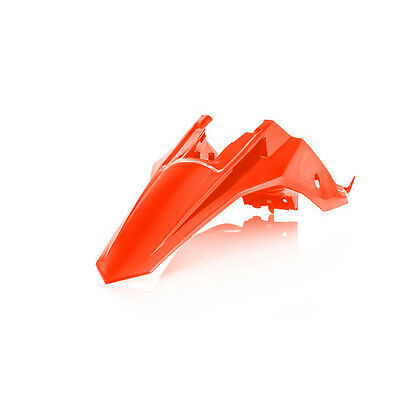 Acerbis Rear Fender Orange For KTM 65 SX 16-17