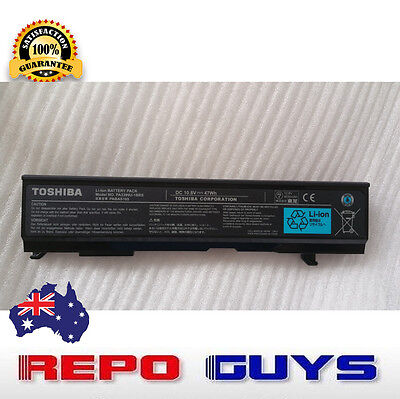 Toshiba Satellite Battery For A100 A105 M100 M105 PA3399U-1BRS  NEW