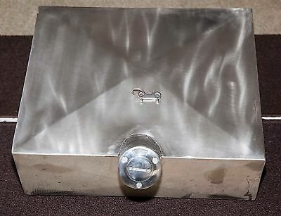 25lt stainless steel fuel tank for car or boat