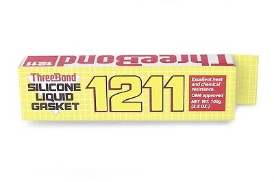 Three Bond TB1211 Engine Silcone Gasket 1211 3.5oz