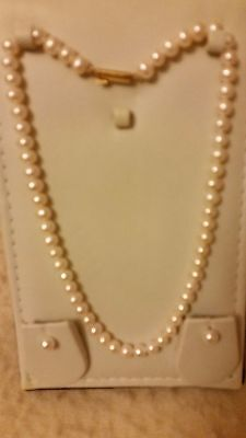 pearls necklace(12mm) 100% genuine natural pearls