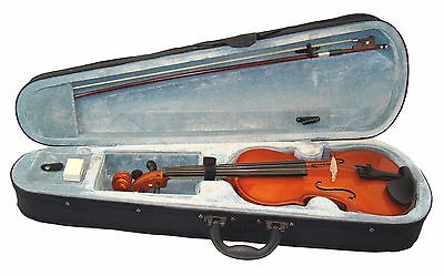 Student Violin 3/4 with Case & Bow