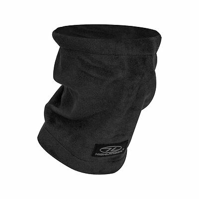 Neck Warmer Double Layer Polar Fleece Highlander Thermal Wear