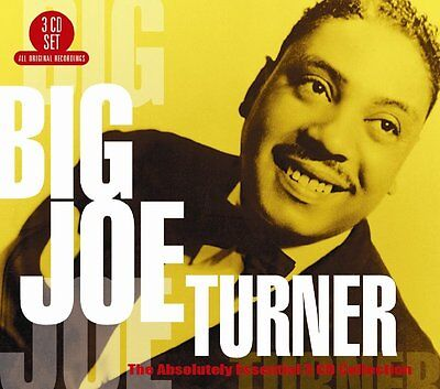Big Joe Turner - The Absolutely Essential 3CD Collection (2016)  NEW  SPEEDYPOST