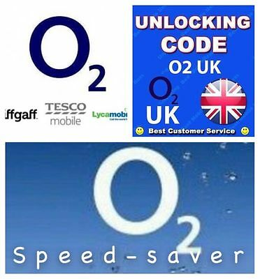 UNLOCK SERVICE  DIGITAL CODE FAST FOR I PHONE 6/5S/6s O2 NETWORK ONLY