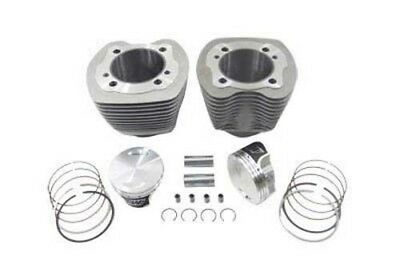 """Silver 95"""" Big Bore Kit for Harley Twin Cam"""