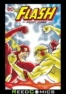 FLASH BY GEOFF JOHNS BOOK 3 GRAPHIC NOVEL New Paperback Collects (1987) #189-200