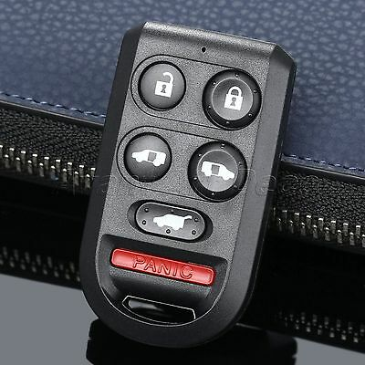 for HONDA Odyssey Car Key Case Fob Remote Key Shell Cover 6 Buttons Replacement