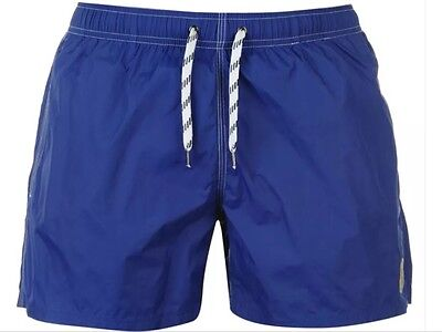 "Replay Basic Mens Royal Blue Swim Shorts Size Large(34""-36""waist) New With Tags"
