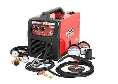 Electric 120 V DC Welder Generator Portable Wire Feed DC Power Tool Versatility