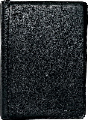 NEW Pierre Cardin Leather A4 Business Compendium/Folio (PC8872)