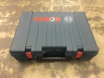 Bosch Gsb 18V Cordless Drill Carry Case / Storage Box New Old Stock