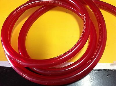 Micro Matic 5/16 Red Gas Line 6ft