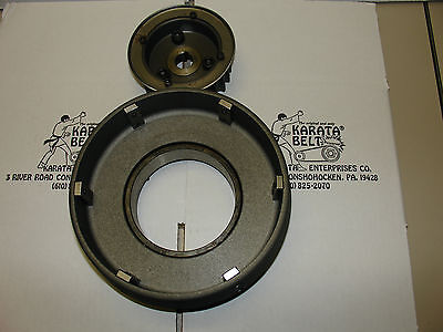 """NEW"" 4 SPEED 13.8MM KARATA ENCLOSED PRIMARY 1.5"" BELT DRIVE for HARLEY 1936-54"