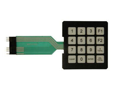 M0147A001 GILBARCO ENCORE 500S PROGRAMMABLE MANAGER KEYPAD
