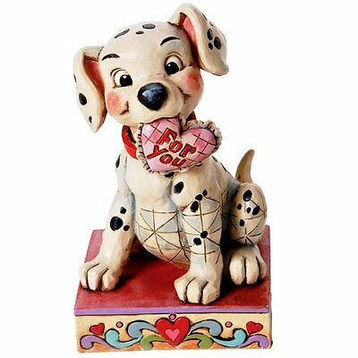 Jim Shore-Disney Traditions - Lucky In Love - 4026083 - New - Boxed