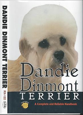 Dog Book DANDIE DINMONT TERRIER Kiirby HBDJFE 2009 PHOTOS GREAT BREED BOOK