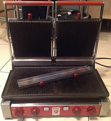 Ital double contact grill
