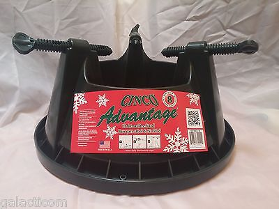NEW Cinco Christmas Tree Stand for live xmas tree - Best on market