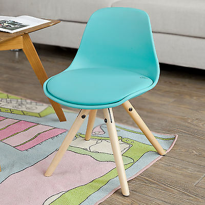 SoBuy® Lovely Kids Children Chair Stool, PP/PU Leather, Turquoise,FST46-TB,UK