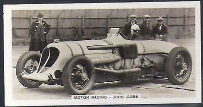 Pattreiouex-Sporting Celebrities (F54)-#40- Motor Racing - John Cobb