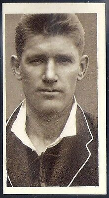 Hill-The All Blacks-#18- Hawkes Bay - Maurice Brownlie