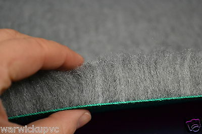 """Grey 36"""" x 24"""" Pre Cut Vet Fleece to suit Deluxe Whelping Box Puppy Dog bed"""