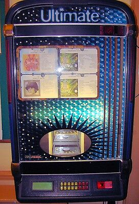 NSM Ultimate 100 CD Wall Jukebox