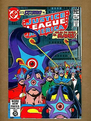 Justice League of America 190 (Very-Sharp!) Starro appearance; DC; 1981 (c#10992