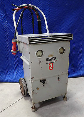 Christie Mh32-300K24 Aircraft Ground Power Rectifier Unit 22-32Vdc 300A Output