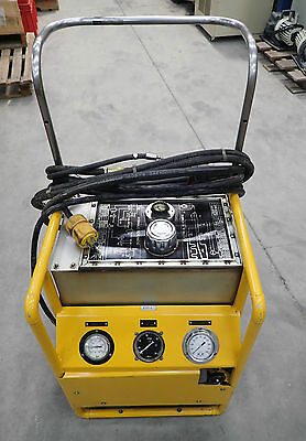 General Electric Aircraft Portable Hydraulic Flow Tester For Ground Support