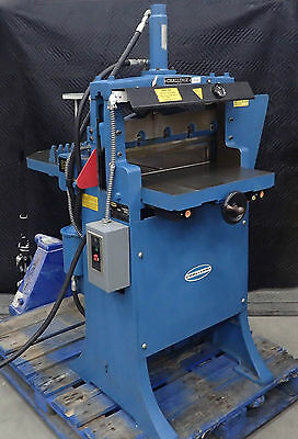 """Challenge 19.3"""" Heavy Duty Paper Cutter 193 Hbe Great Condition"""